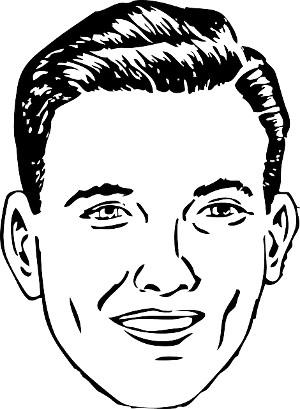 Face traits that make men attractive - Facial attractiveness