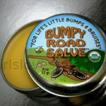 Product review - Sierra Bees Bumpy Road Salve