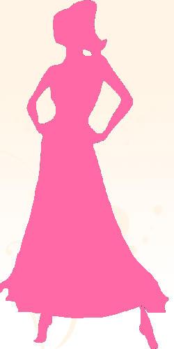 Maxi dresses are fashionable again